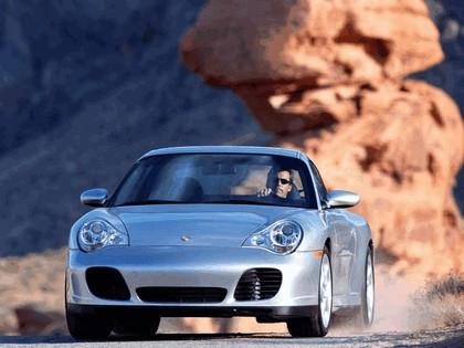 2003 Porsche 911 Carrera 4S 8