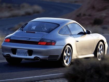 2003 Porsche 911 Carrera 4S 11