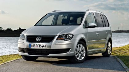 2009 Volkswagen Touran Freestyle 4