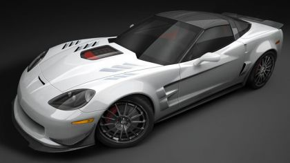2009 Hennessey ZR700 concept ( based on Chevrolet Corvette C6 ZR-1 ) 3