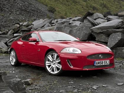 2010 Jaguar XKR - UK version 1