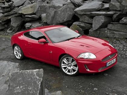 2010 Jaguar XKR - UK version 2