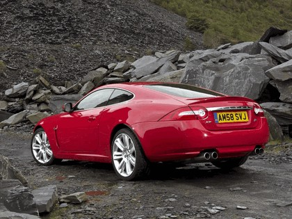 2010 Jaguar XKR - UK version 3