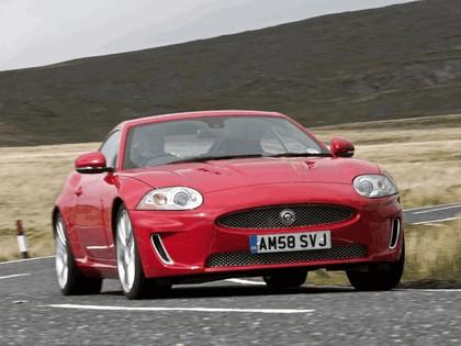 2010 Jaguar XKR - UK version 6