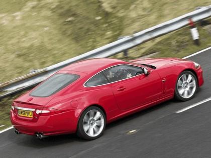 2010 Jaguar XKR - UK version 7