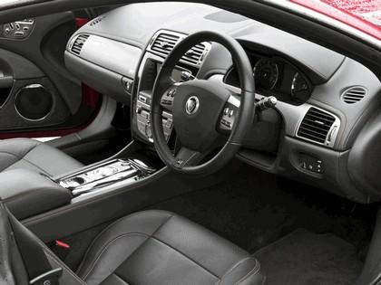 2010 Jaguar XKR - UK version 8