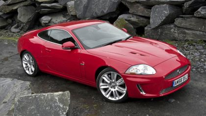 2010 Jaguar XKR - UK version 2