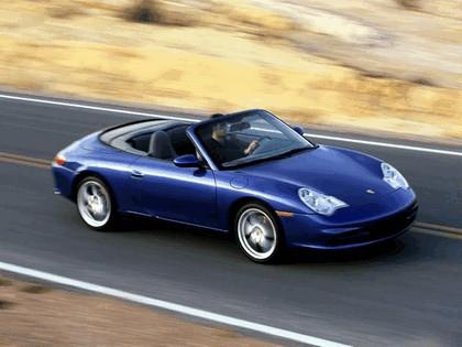 2003 Porsche 911 Carrera cabriolet 4