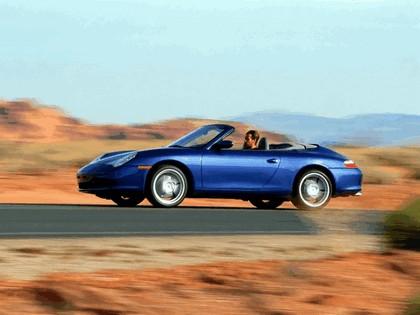 2003 Porsche 911 Carrera cabriolet 5