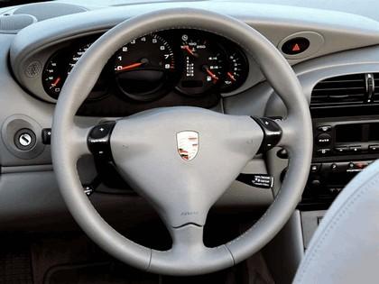 2003 Porsche 911 Carrera cabriolet 11