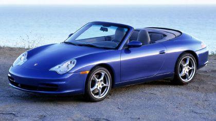 2003 Porsche 911 Carrera cabriolet 8