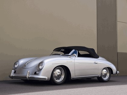 1956 Porsche 356A 1600 super speedster 1