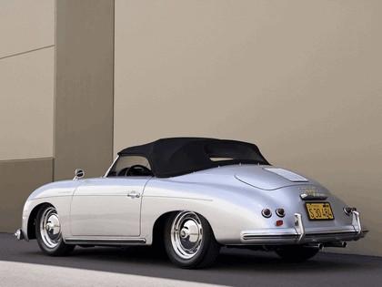 1956 Porsche 356A 1600 super speedster 5