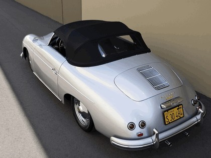 1956 Porsche 356A 1600 super speedster 6