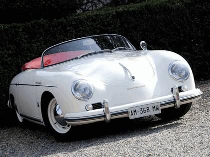 1956 Porsche 356A 1600 super speedster 7