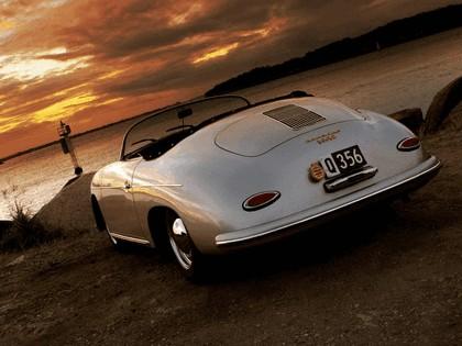 1956 Porsche 356A 1600 super speedster 8