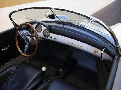1956 Porsche 356A 1600 super speedster 13