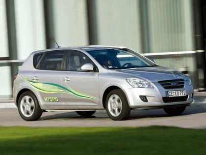 2008 Kia Ceed hybrid 6