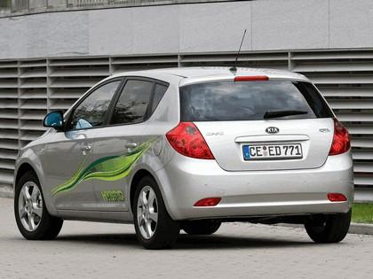 2008 Kia Ceed hybrid 7