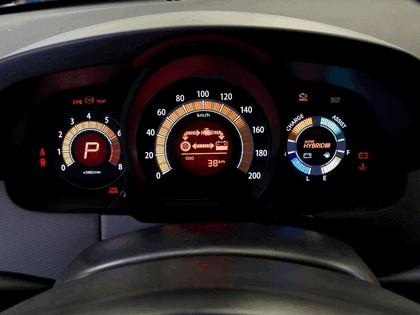 2008 Kia Ceed hybrid 10
