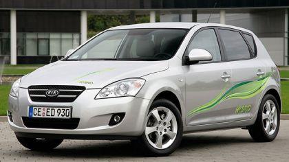 2008 Kia Ceed hybrid 8