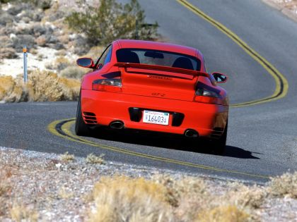2003 Porsche 911 ( 996 ) GT2 9