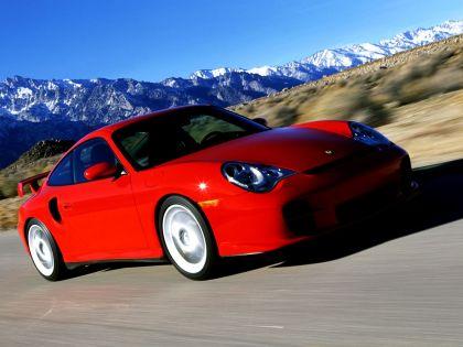 2003 Porsche 911 ( 996 ) GT2 11