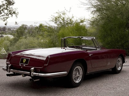1960 Ferrari 250 GT cabriolet 6