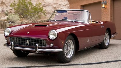 1960 Ferrari 250 GT cabriolet 8