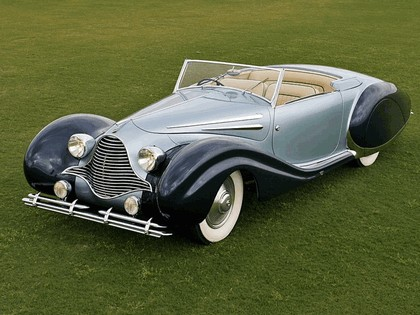 1946 Talbot-Lago T26 Record Figoni & Falaschi cabriolet 1
