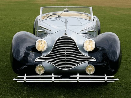 1946 Talbot-Lago T26 Record Figoni & Falaschi cabriolet 2