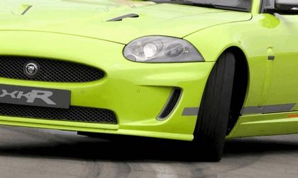 2009 Jaguar XKR Goodwood special 11