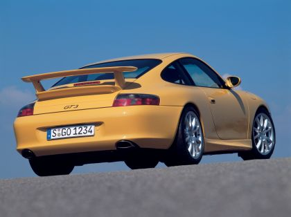 2003 Porsche 911 ( 996 ) GT3 21