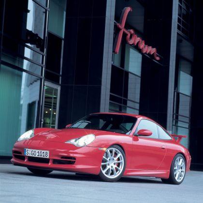 2003 Porsche 911 ( 996 ) GT3 31