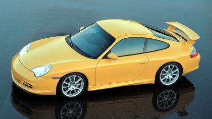 2003 Porsche 911 ( 996 ) GT3 8