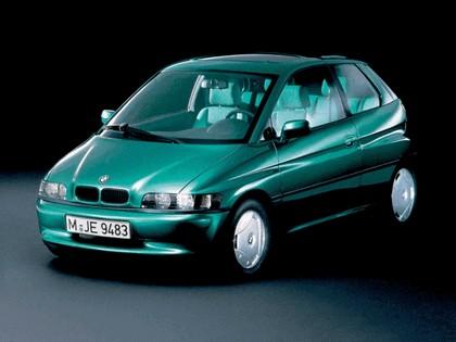 1991 BMW Z11 concept 1