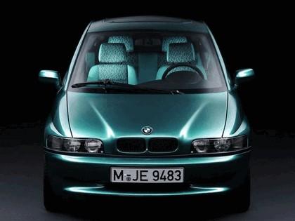 1991 BMW Z11 concept 2