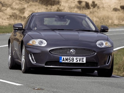2009 Jaguar XK coupé - UK version 6