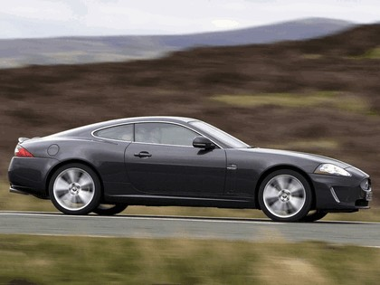 2009 Jaguar XK coupé - UK version 7