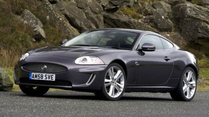 2009 Jaguar XK coupé - UK version 4