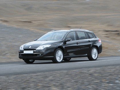 2007 Renault Laguna III Estate 7