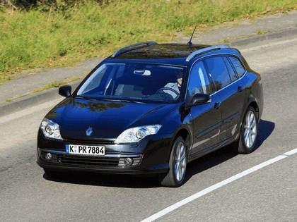 2007 Renault Laguna III Estate 9