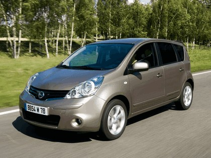 2008 Nissan Note - UK version 3