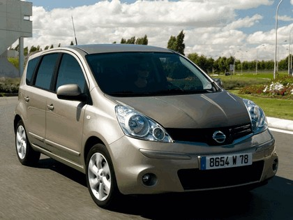 2008 Nissan Note - UK version 6