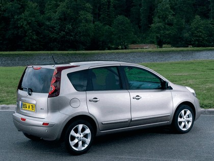 2008 Nissan Note - UK version 9