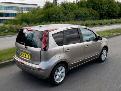 2008 Nissan Note - UK version 10