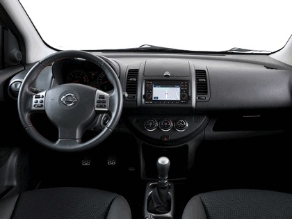 2008 Nissan Note - UK version 13