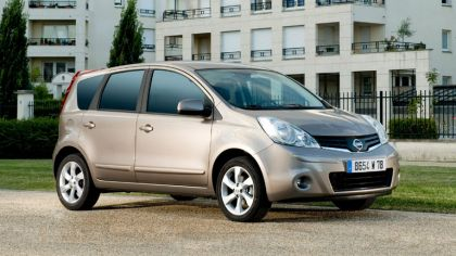 2008 Nissan Note - UK version 4