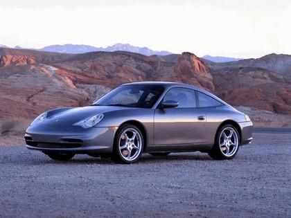 2003 Porsche 911 Targa 1