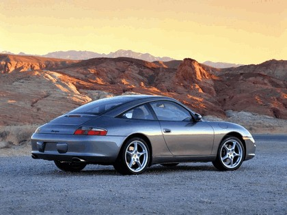 2003 Porsche 911 Targa 2